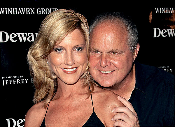 Rush limbaugh wife marta rush limbaugh girlfriend