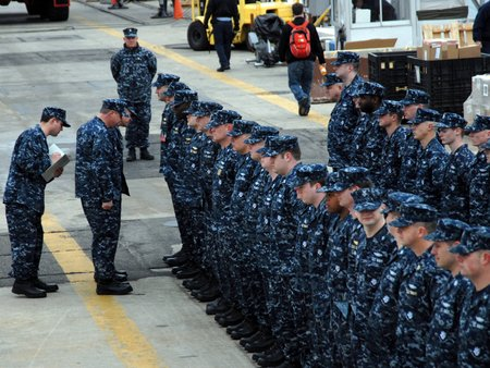 Separated at Birth: US Navy and Egyptian Special Police at ...